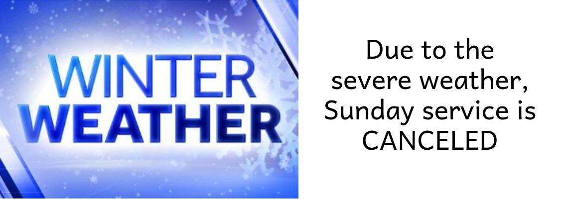 Winter Weather Update